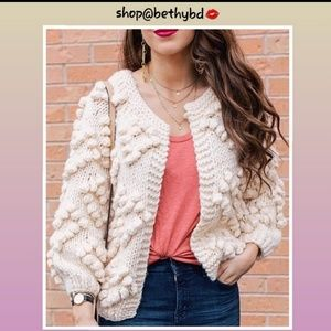 🆕️Just In➡️Size 0X Oversized Chunky Knit Sweater